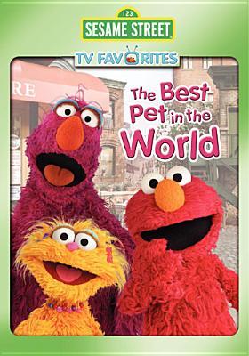 SESAME STREET:BEST PET IN THE WORLD BY SESAME STREET (DVD)
