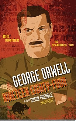 [CD] 1984 By Orwell, George/ Prebble, Simon (NRT)